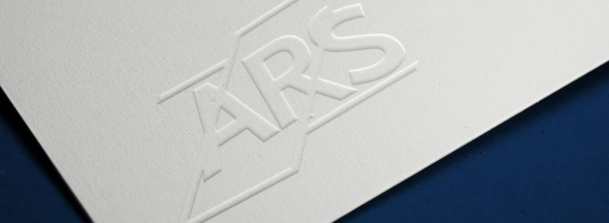 ARS-embossed-logo-full