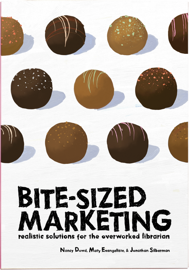 Bite-sized Marketing Cover