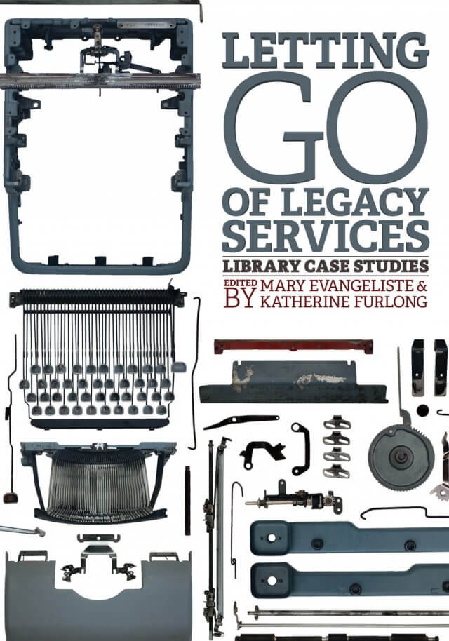 Letting Go of Legacy Services Cover